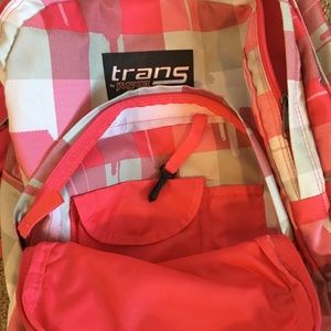 Jansport Bags - JANSPORT TM 60 SUPERMAX Dual Compartment Backpack